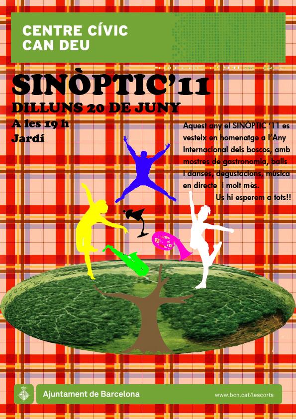 Cartell sinoptic2011