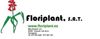 FLORIPLANT logo text