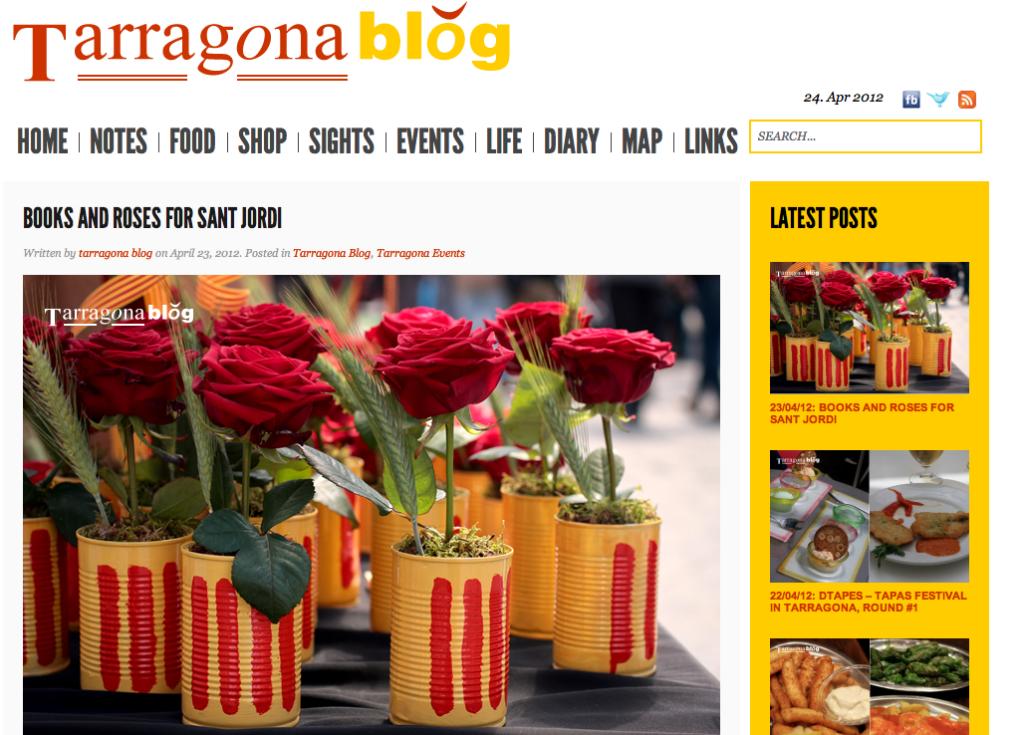 Tarragona Blog