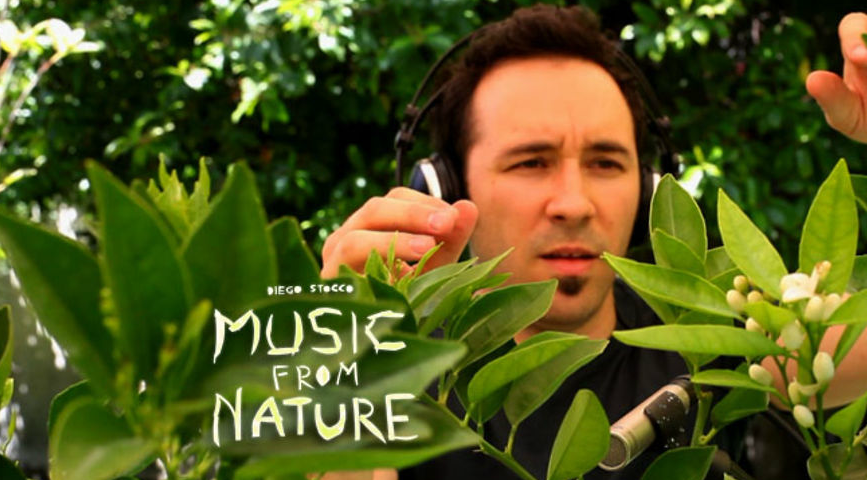 Diego Stocco: Music from Nature