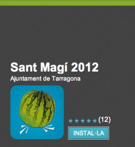 Sant Magi en tu mobil :)