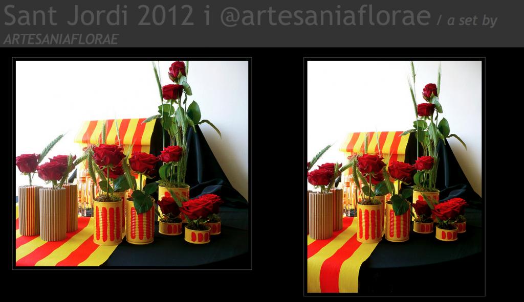 Flickeflu y artesaniaflorae