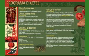 Mostra d'Artesania a Sarral 2011
