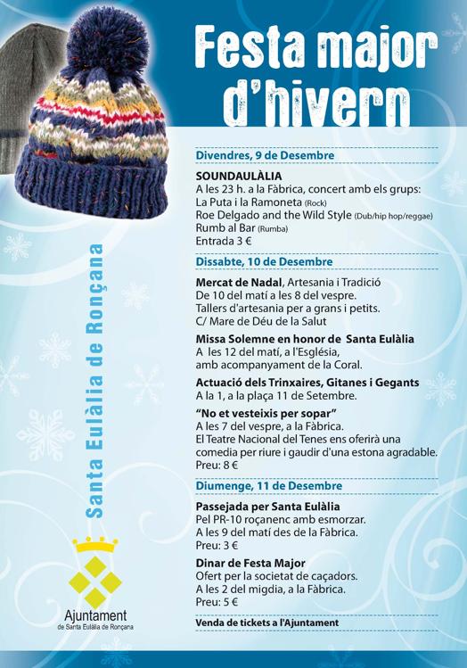 Festa major Ivern 2011 - Santa Eulàlia de Ronçana