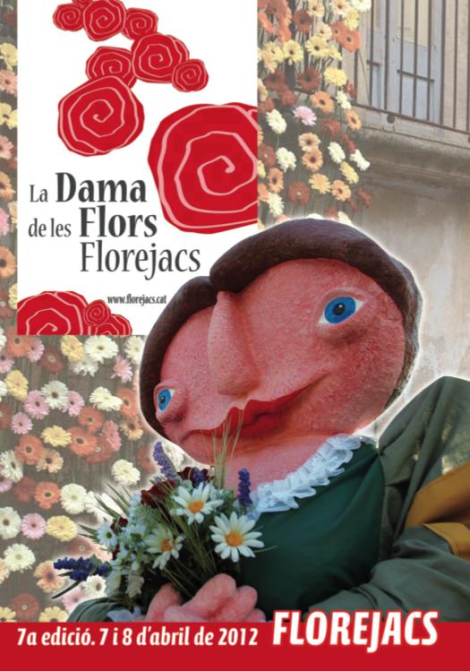 Fira de les Flors de Florejacs 2012