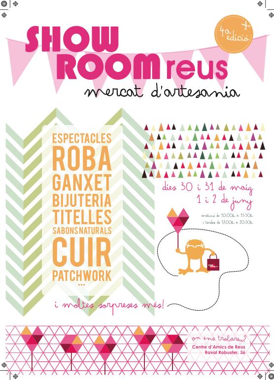Showroom Reus Mercat d'Artesania